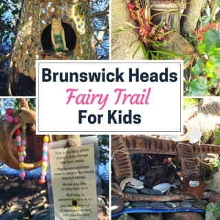 Happy Go Travel - Brunswick Heads Fairy Trail For Kids