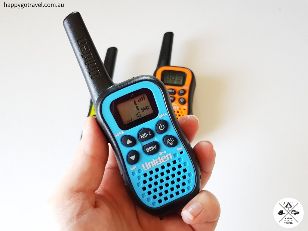 Uniden Walkie Talkie Review · UH45