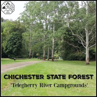 Chichester State Forest Camping – Telegherry River