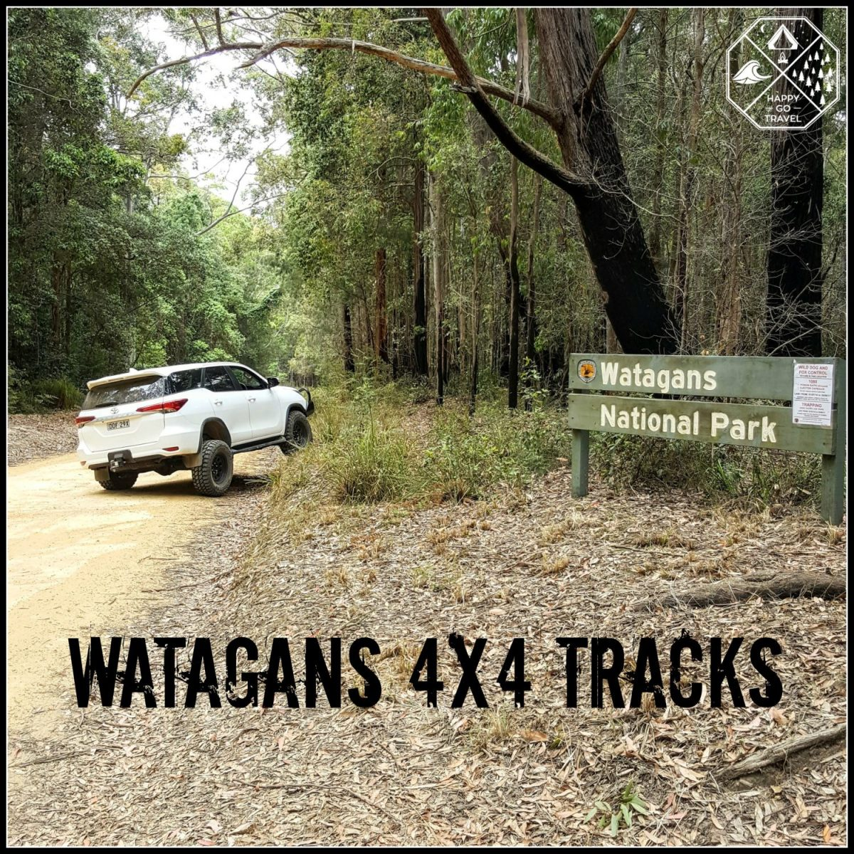 Watagans National Park 4x4 Tracks