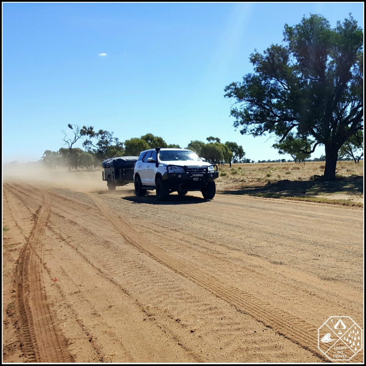 The Actual Road Trip - Hunter Valley to Lightning Ridge