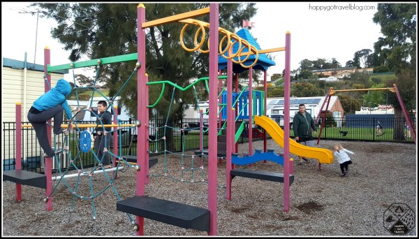 Discovery Holiday Parks Geelong playground