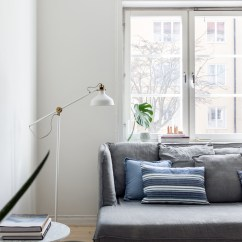 Living Room Design With Grey Sofa Ethan Allen Side Tables Top 10 Tips For Adding Scandinavian Style To Your Home Happy