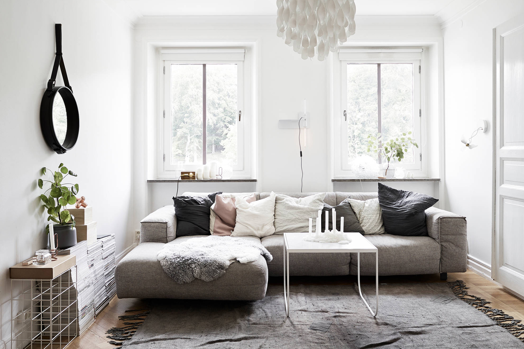 scandinavian living room design southwestern decor top 10 tips for adding style to your home happy grey textiles