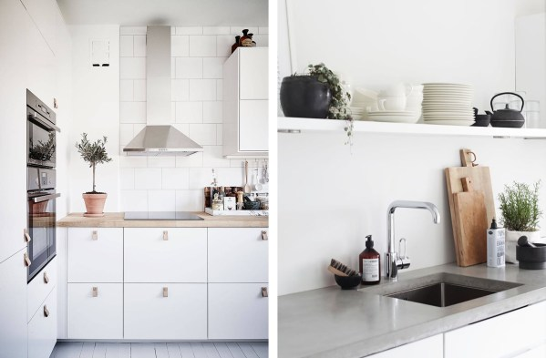 scandinavian interior design kitchen white Top 10 Tips for Adding Scandinavian Style to Your Home