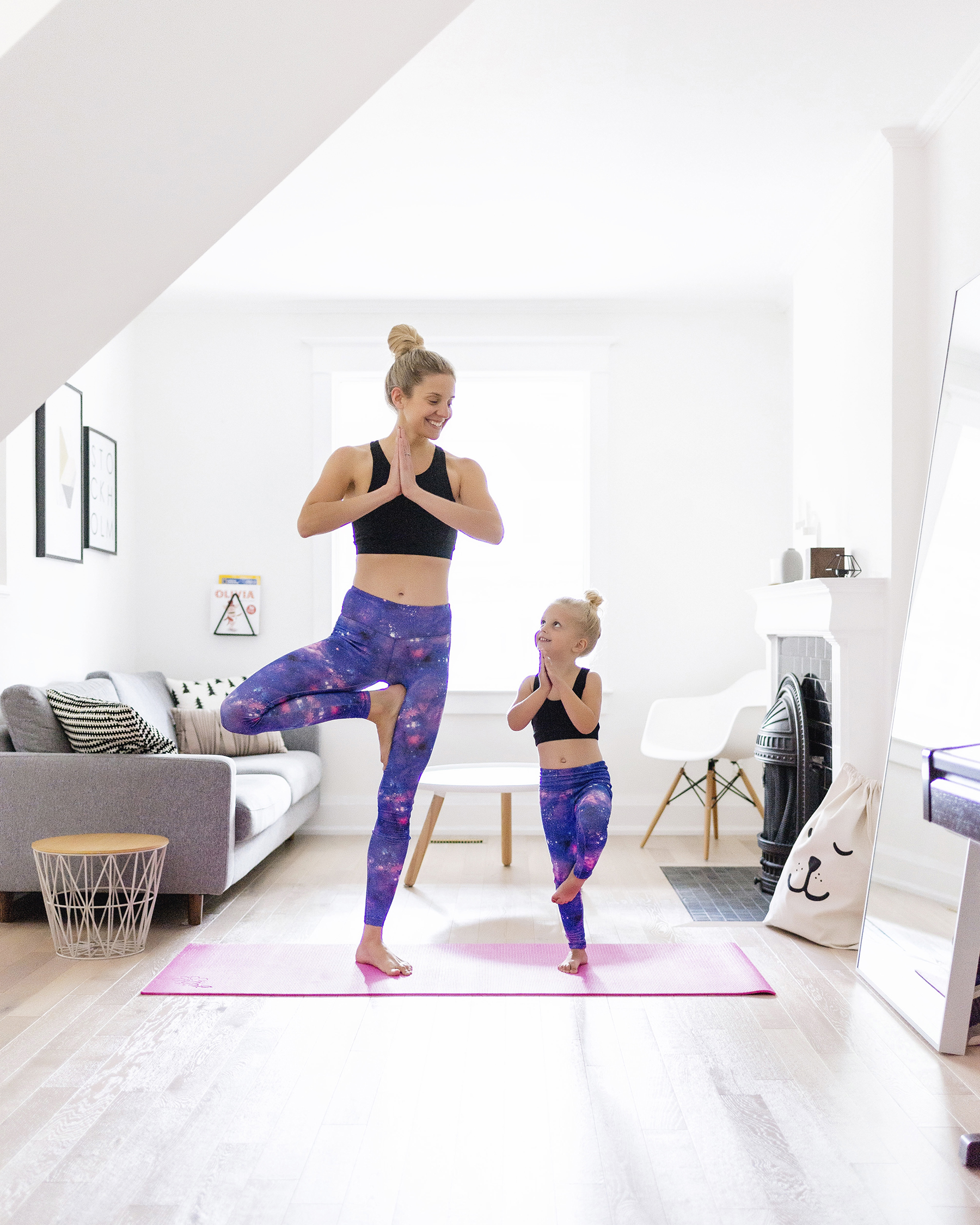 5 Tips For Practicing Yoga With Young Kids