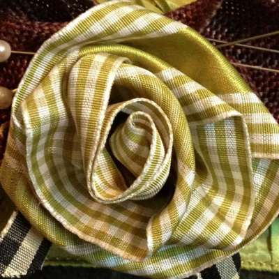 How to Make a Rose Ribbon