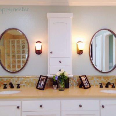 Tour of our Napa Style Bathroom