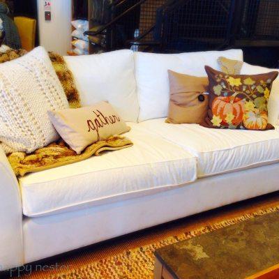 Tough Sofa Stains Test