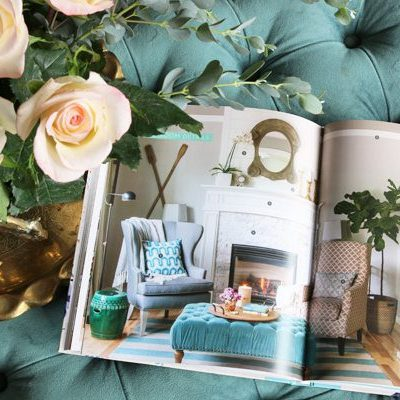 Melissa Michael's Interior Design Book, The Inspired Room