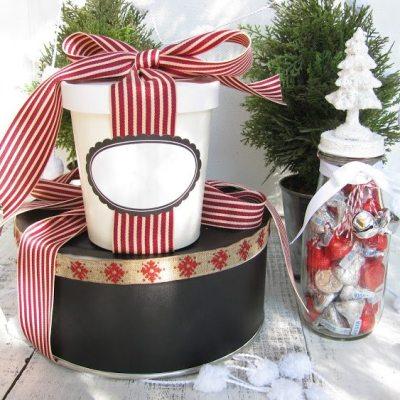 Gift Wrap Ideas for Treats