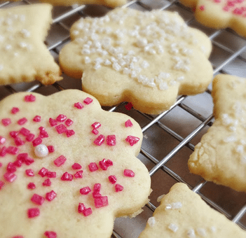 Christmas Cookies: Sugar Cookies and more!