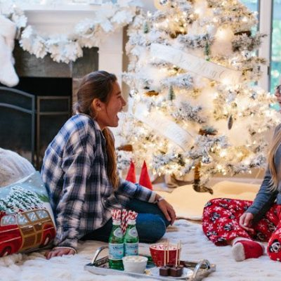 Holiday Traditions with Pottery Barn