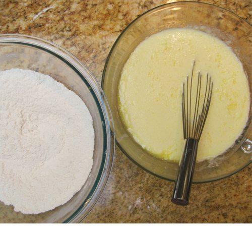 pancake scratch ingredients