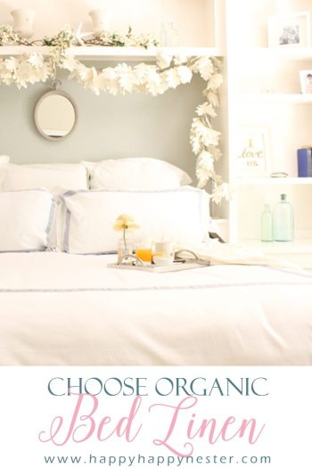 Boll and Branch produces the best organic bedding. You won't be disappointed with their sheets. 100% organic cotton means no chemical residues in your bed.