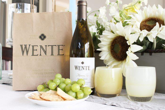 wente vineyards chardonnay