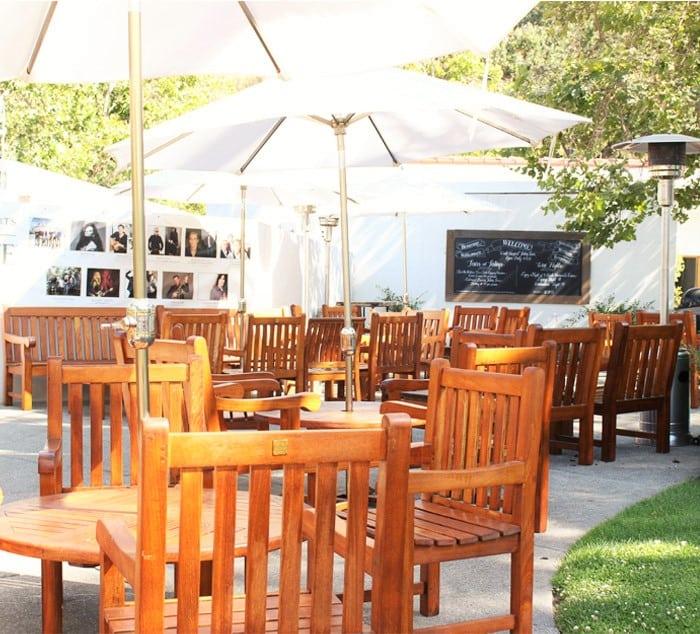 wente vineyards cafe