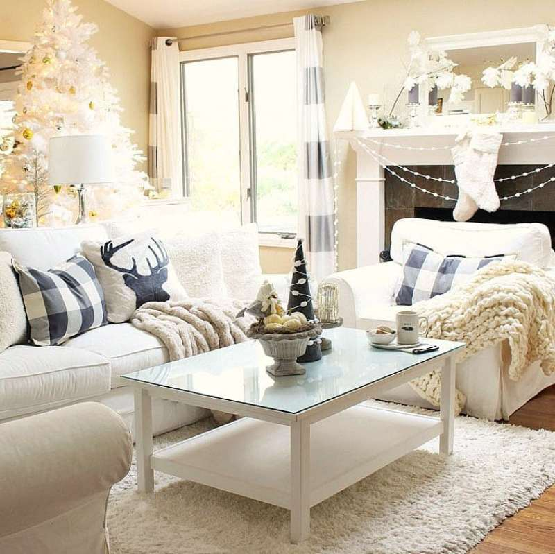 what to put on your coffee table