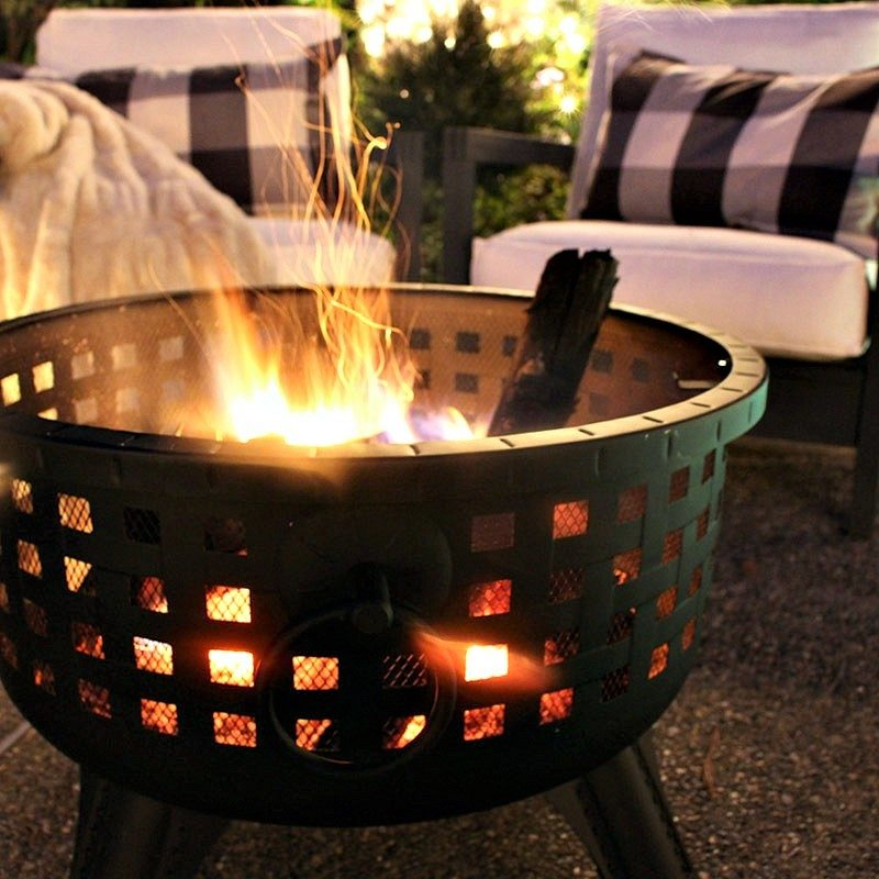 amazon landmann firepit