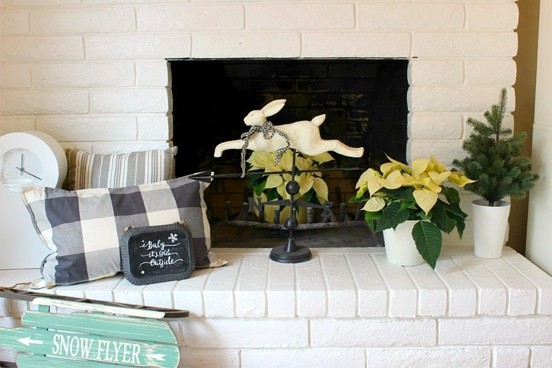 home-tour-fireplace-pm pottery barn decor
