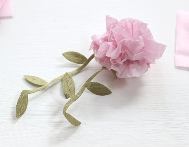 diy paper flower origami