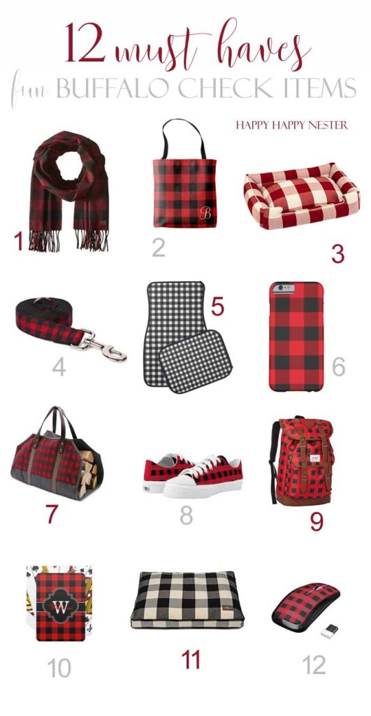 I'm mad for plaid. I've rounded up 24 plaids for your home and family! So fun items that are so unusual, you don't want to miss out on. Come shop the post.