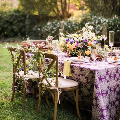 Backyard Decorating Ideas for a Summer Party