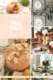 10 Beautiful Fall Tablescapes That Will Inspire You