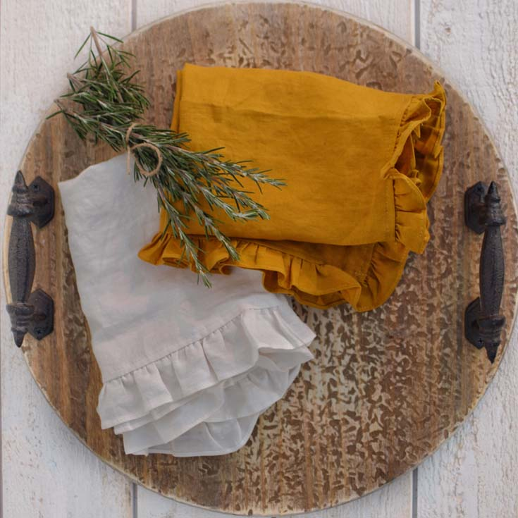 hallstrom home linen giveaway
