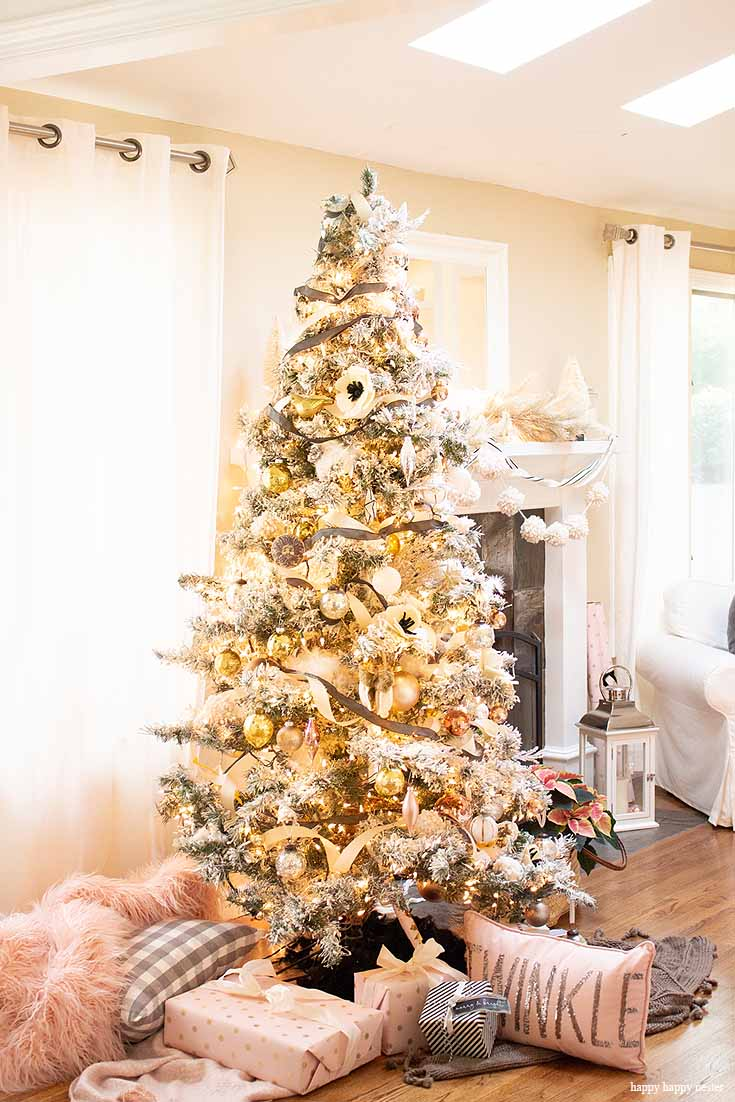A Cottage Christmas Home Tour Happy Happy Nester