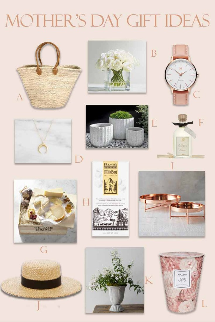 Here are 12 Awesome Mother's Day Ideas for gifts. The collection includes something for everyone. These unique gifts are thoughtful and interesting and sure will delight any mom. #gifts #mothersday #holiday #shopping #giftbaskets #giftsformoms #spaday #gardengifts #pamperinggifts #mothersdaygifts #bestgifts #giftgiving