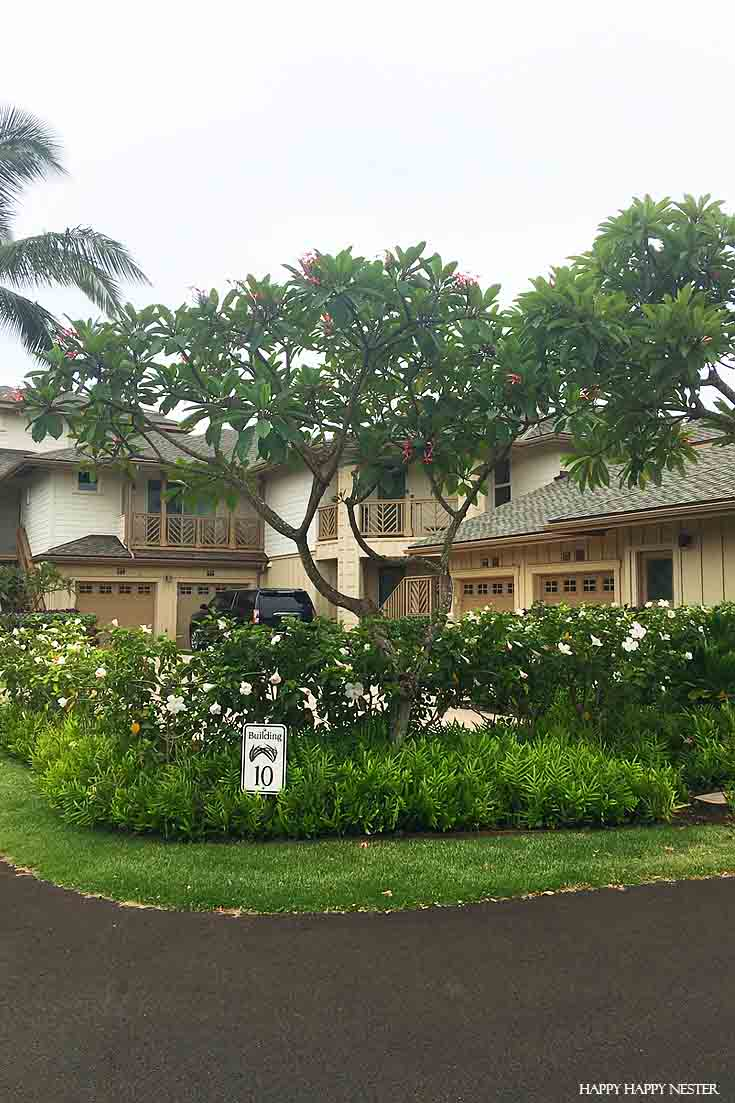 This Kauai condo we rented through VRBO and we loved it! Check out this post that reviews the town of Poipu and Princeville, Kauai. #vacations #hawaii #trips