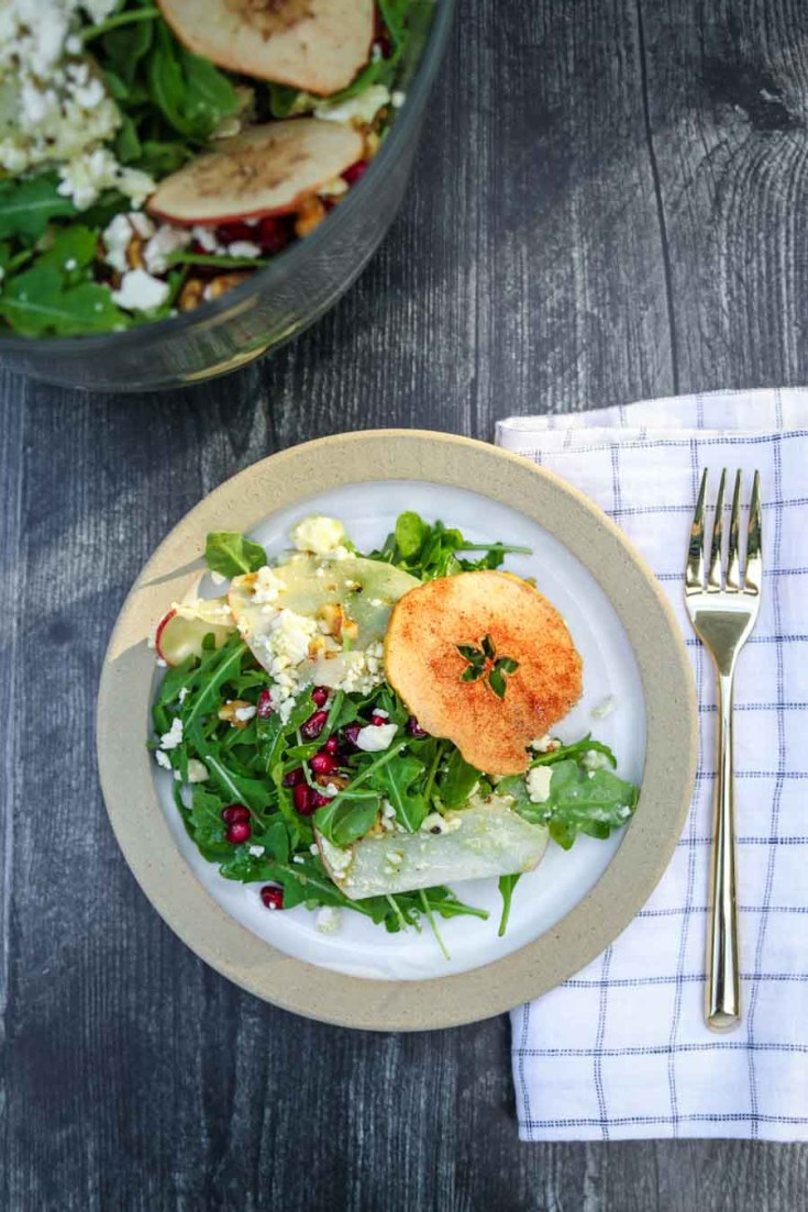 If you are interested in Magnolia Table Recipes, then you need to check out this recipe. It is inspired by Joanna Gaines salad. #magnoliatable #salads #joannagaines