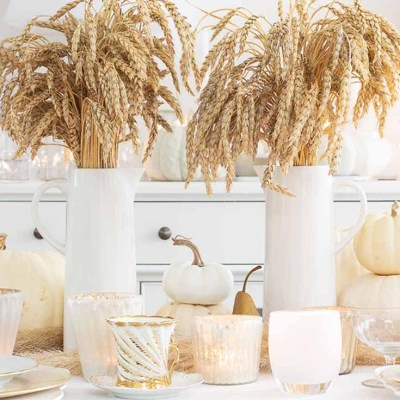 Thanksgiving Table Setting Made Easy