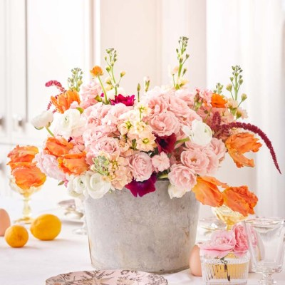 Creative Flower Arrangement Ideas for Spring