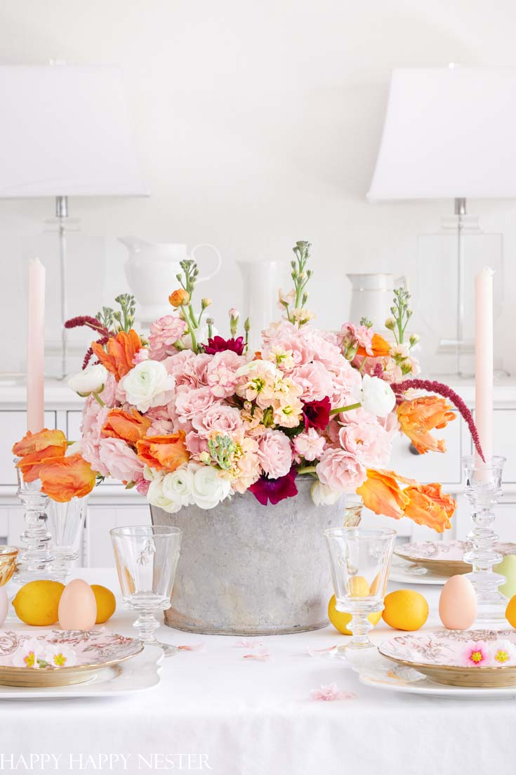 flower arrangement ideas for spring