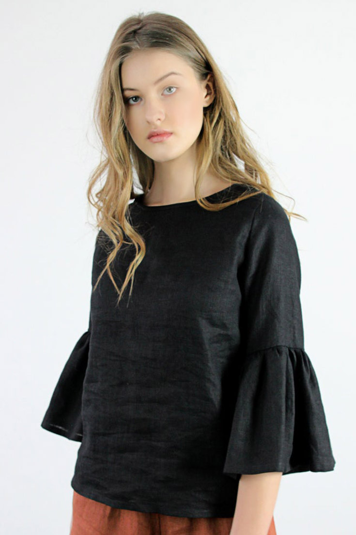 beautiful linen clothes