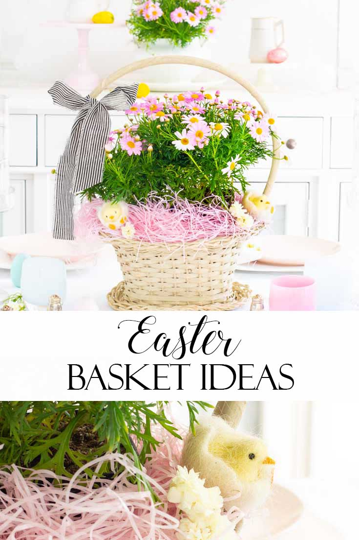 Fun Easter Basket Ideas pin