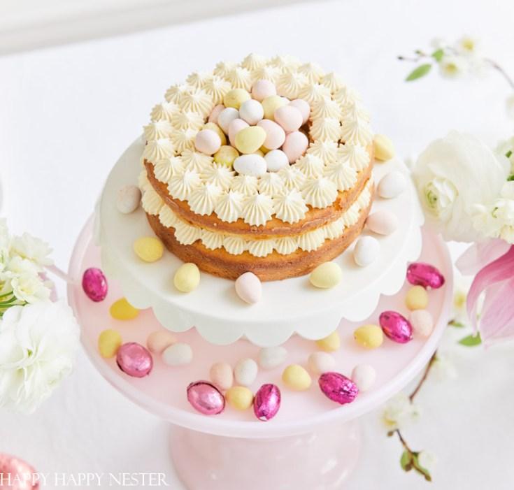 quick and easy spring dessert recipe