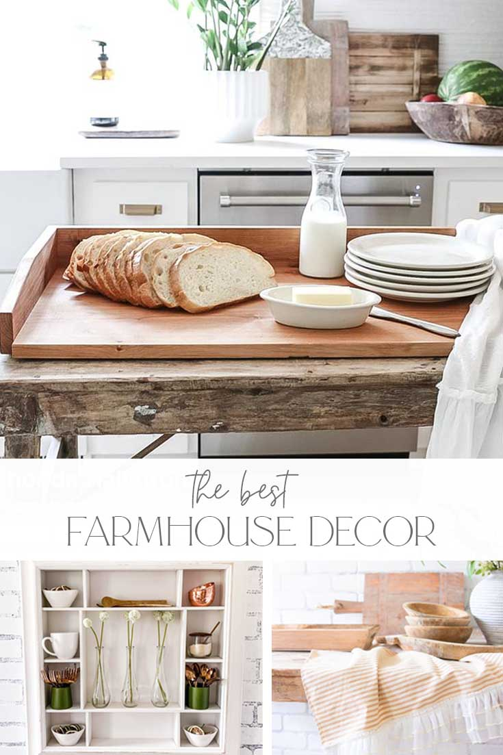 where to find unique farmhouse decor