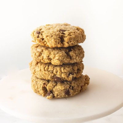 The Best Big Thick Oatmeal Cookie Recipe