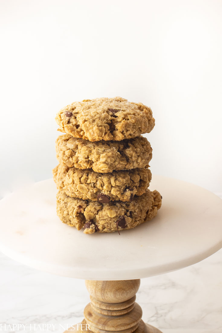 big thick oatmeal cookie recipe