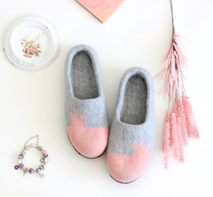 Where to find cute wool slippers online