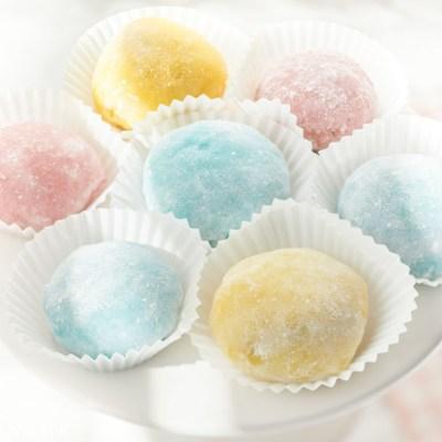 Mochi Recipe with Mochiko Flour