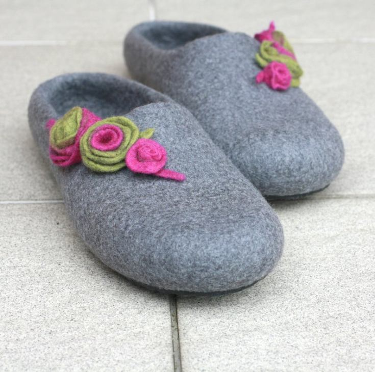where to buy cute wool slippers