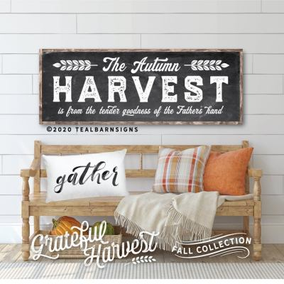 Cute Fall Signs and Banners
