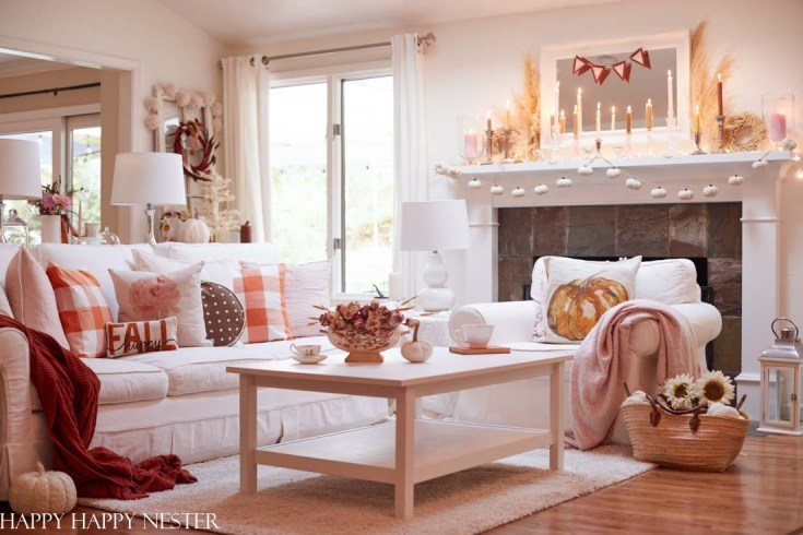 cozy fall decor ideas
