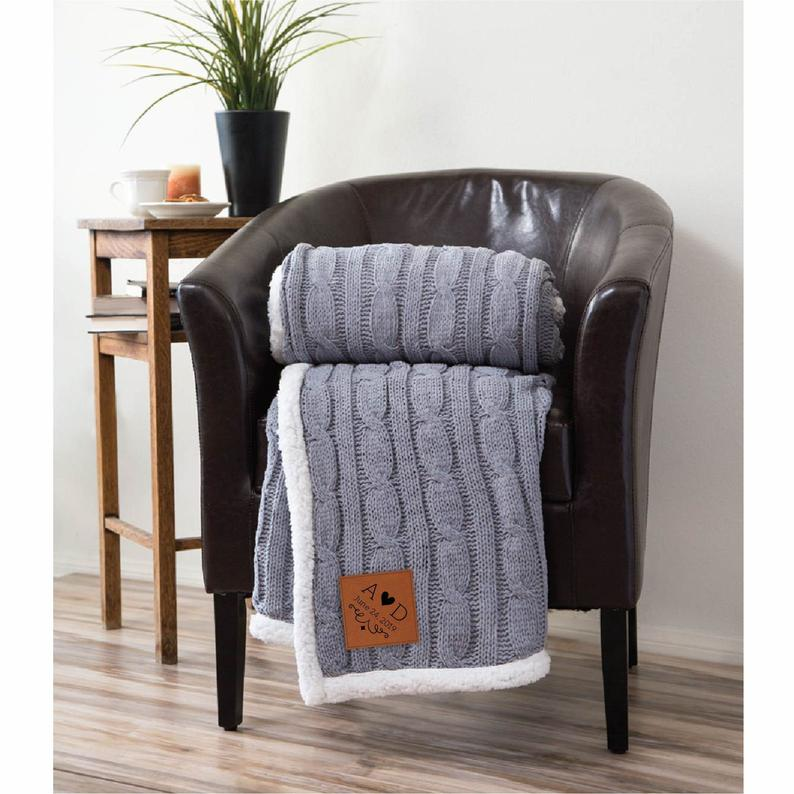 fall and winter throws for the home