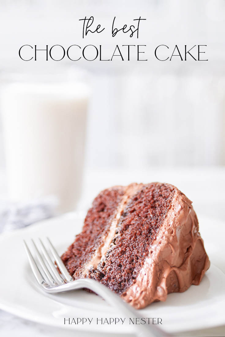 the best chocolate cake recipe and chocolate beet cake recipe pin