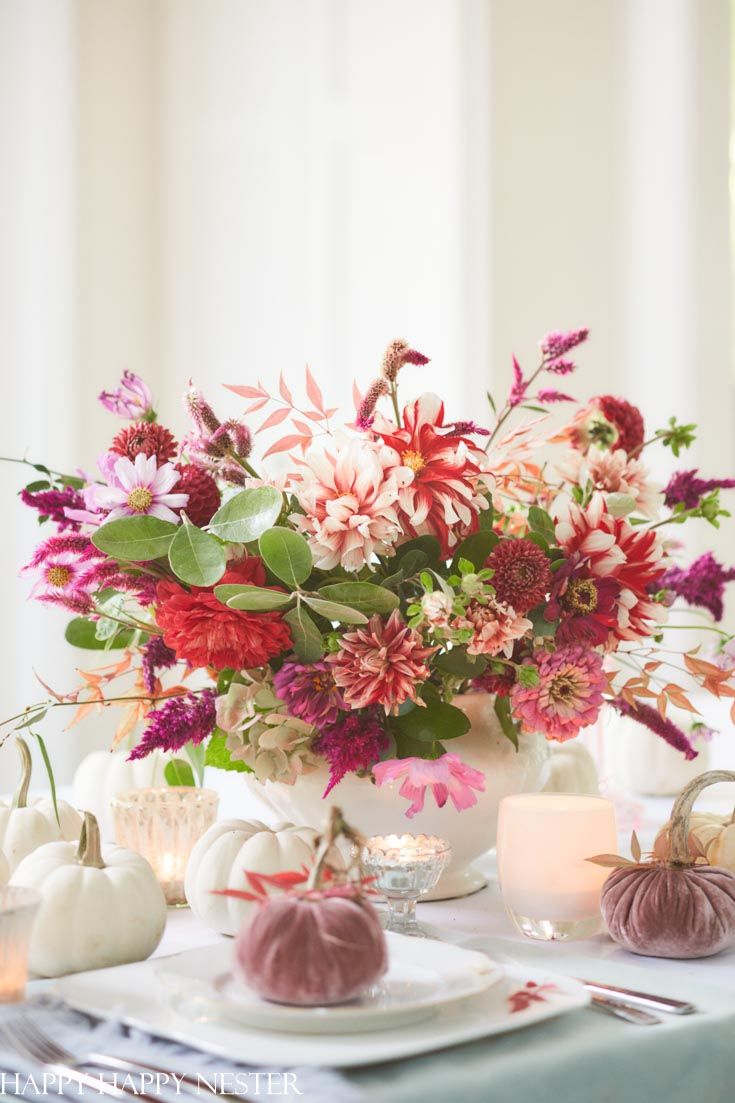 fall centerpiece ideas collection